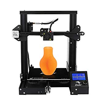 Creality ender-3 3d printer economic ender (Review) - 3d printer